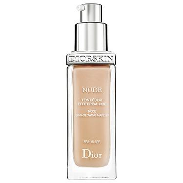 Diorskin Nude Skin-Glowing Makeup