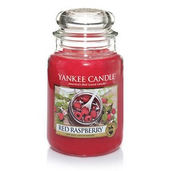 Yankee Candle Red Raspberry