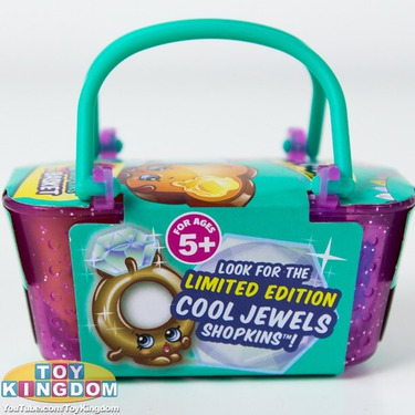 Shopkins Season 3 Two Shopkins In A Basket Blind Packs SET OF 2 FUN GIFT!!