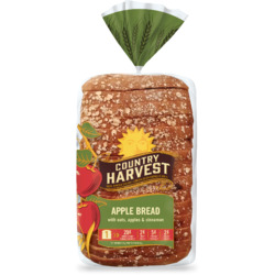 Country Harvest Apple Bread