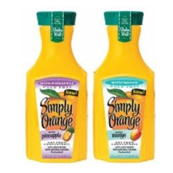 Simply Orange Pineapple