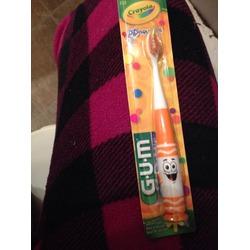 crayola tooth brush