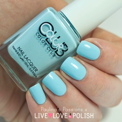 Color Club Nail Polish in Take me to your Chateau