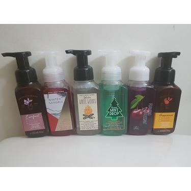 Bath & Body Works Kitchen Lemon Gentle Foaming Hand Soap