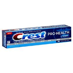 Crest Pro-Health Night Toothpaste