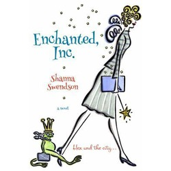Enchanted Inc By Shanna Swendson