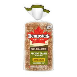 Dempster's® 100% Whole Grains Ancient Grains with Quinoa Bread