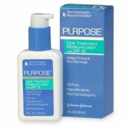 Purpose Dual Treatment Moisture Lotion with SPF 15