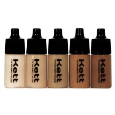 Kett Cosmetics Hydro Foundation