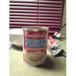 Campbells New England Clam Chowder