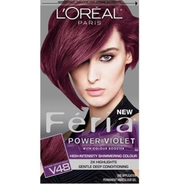L'oreal Power Violet