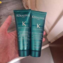 Kerastase Resistance Shampoo and Conditioner