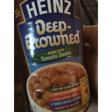 Heinz Deep-Browned BEans with Tomato Sauce