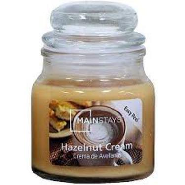 Mainstays Hazelnut Cream Candle