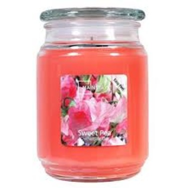 Mainstays Sweet Pea Candle