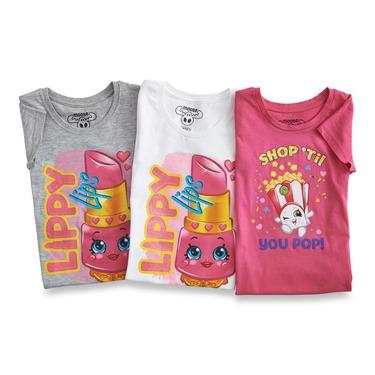 Shopkins Tee Shirts