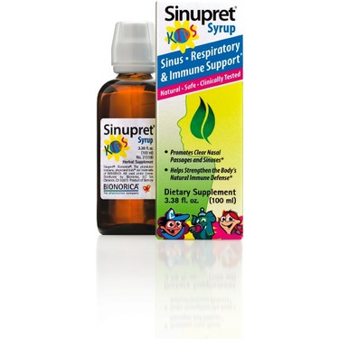 Sinupret for Kids syrup