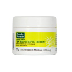 Thursday Plantation Tea Tree Oil Antiseptic Cream