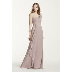 DAVID'S BRIDAL BRIDESMAID DRESSES