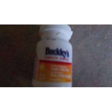 Buckleys Complete Caplets 40ct