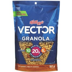 Vector Granola Honey Almond 317 gr