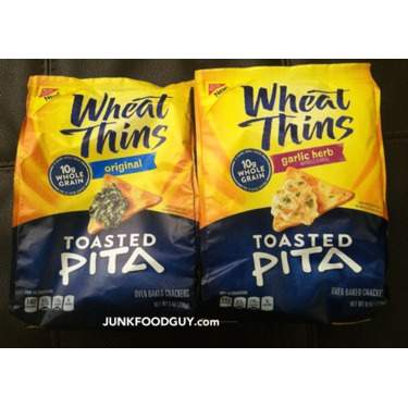 Wheat Thins Pita Cracker Chips 227gr