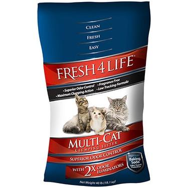 Fresh For Life Cat Litter