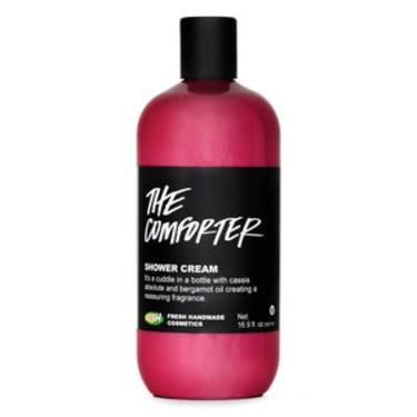 LUSH The Comforter Shower Cream