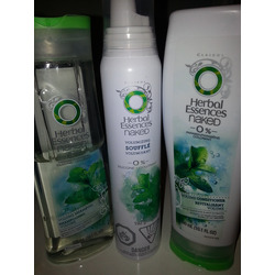 Herbal Essence volumizing collection