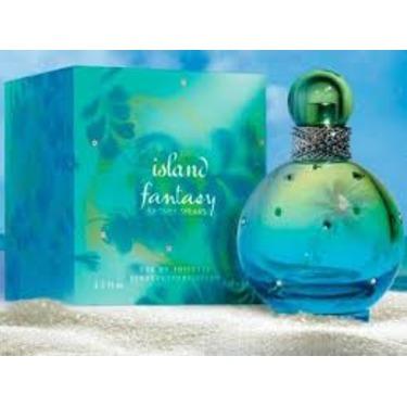 Island Fantasy Britney Spears