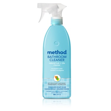Method Bathroom Cleaner-Eucalyptus/Mint