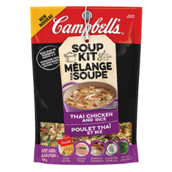 Campbell's Soup Kit Thai Chicken and Rice