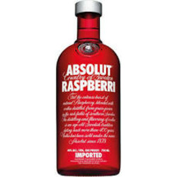 Absolut Raspberry Vodka