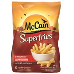 McCain Superfries Straight Cut