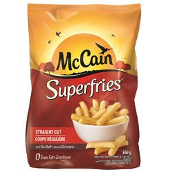 McCain Superfries Straight Cut