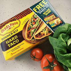 Old ElPaso Dinner Kit