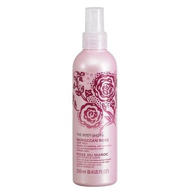 The Body Shop Moroccan Rose Body Milk