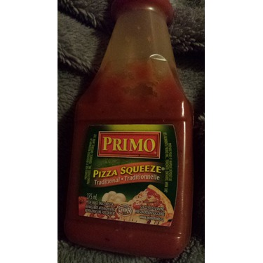 Primo pizza sauce