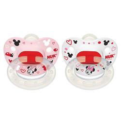Nuk Disney Pacifier Size 1 - 2 pack