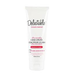 Delectable Coconut & Cream Ultra Nourishing Hand Cream