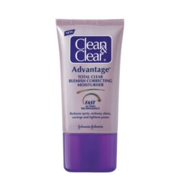 Clean and Clear Advantage Blemish Corrector Moisturizer