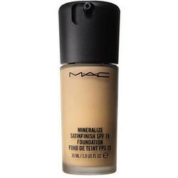 MAC Cosmetics Mineralize Satin Finish SPF 15 Foundation