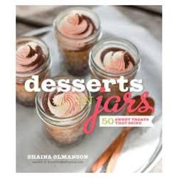 Desserts in Jars Recipe Book