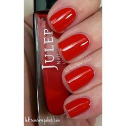 Julep nail polish in Myriam -classic with a twist