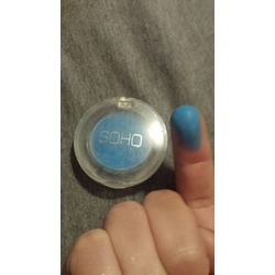 Soho electric eyeshadow