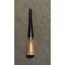 e.l.f. Cosmetics glitter liquid liner in copper