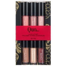 Quo Mini Lip Gloss Tower