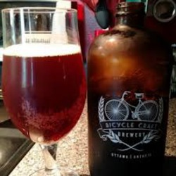 Bicycle Craft Brewery - Crimson Cascade