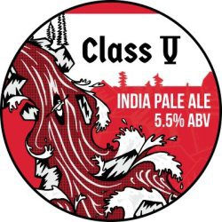whitewater Brewing- Class V