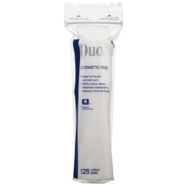 Quo cosmetic pads